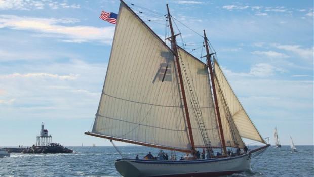 Gloucester Schooner Race Trip