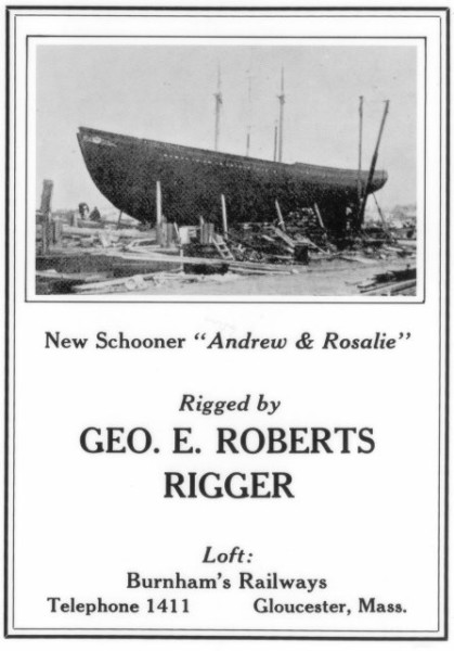 andrew_rosalie-fishing_schooner_launch_1930