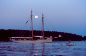 schooner_american_eagle-evening