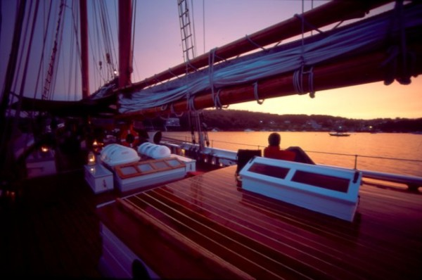 schooner_american_eagle-sunset
