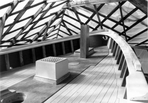 Schooner American Eagle - 1984 Rebuild Rockland Maine
