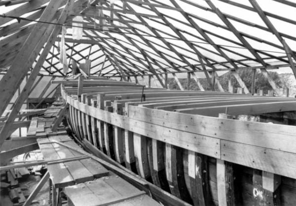 Schooner American Eagle - 1986 Rebuild